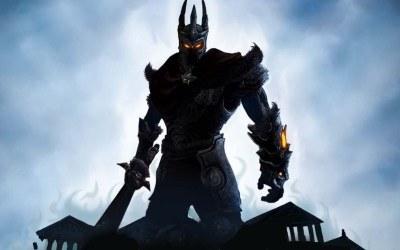 Overlord II - fragment okładki /Informacja prasowa