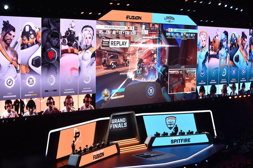 Overwatch League Grand Finals w Nowym Jorku /AFP
