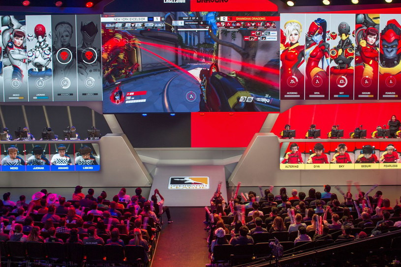 Overwatch League /AFP