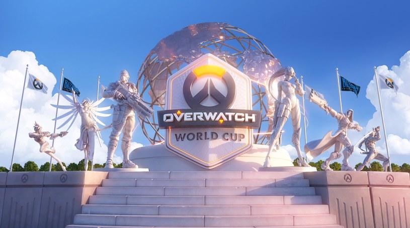 Overwatch World Cup /materiały prasowe