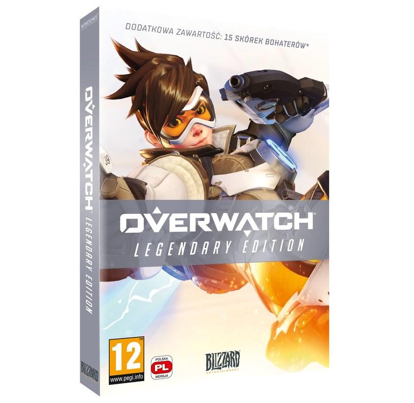 Overwatch /materiały prasowe