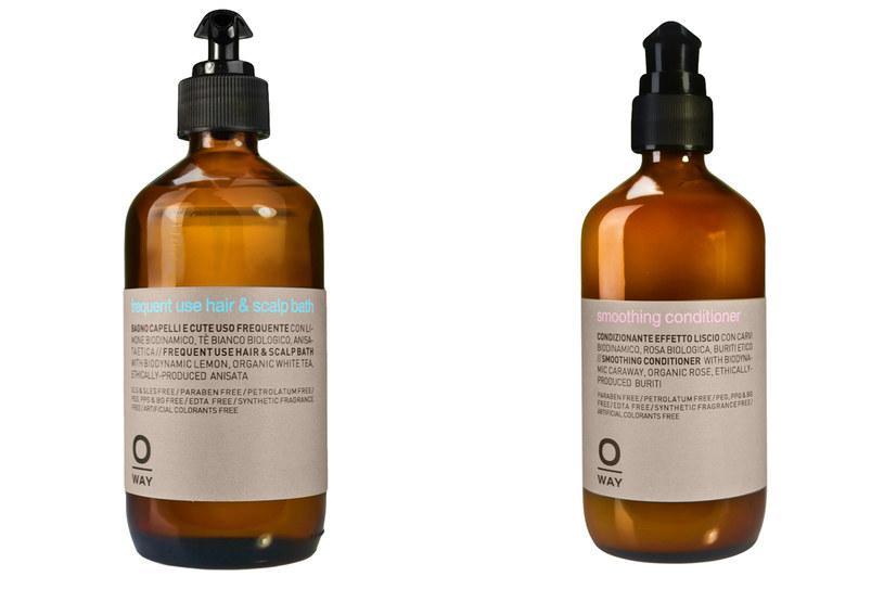 Oway - kosmetyki do włosów /materiały prasowe