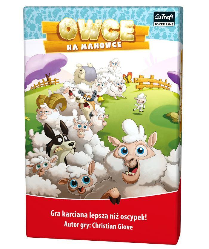 Owce na manowce /materiały prasowe