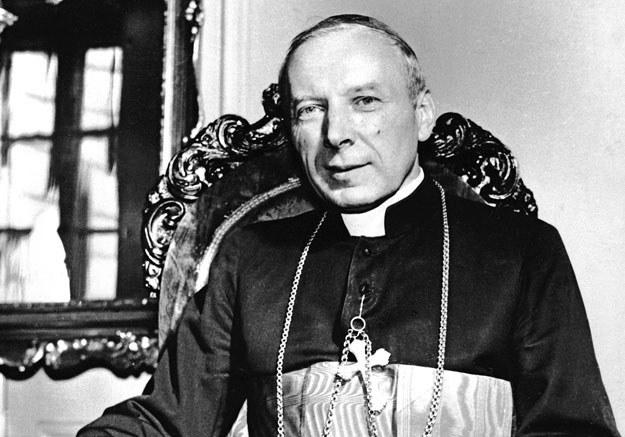 Ówczesny Przewodniczący Episkopatu Polski kardynał Stefan Wyszyński /CAF /AFP