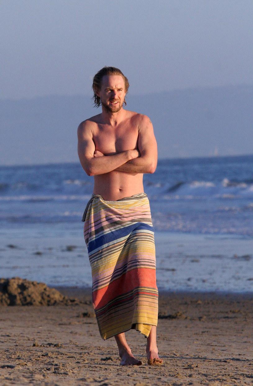 Owen Wilson dochodził do siebie po próbie samobójczej na Venice Beach /FAMEFLYNET PICTURES / Backgrid USA /Agencja FORUM