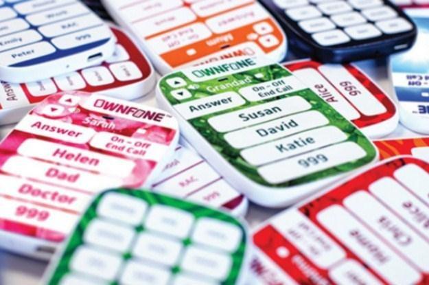 OwnFone - telefon z ograniczoną liczbą numerów /materiały prasowe