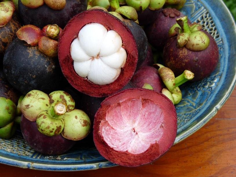 owoc mangostanu /© Photogenica