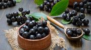 Owoce aronii - lepsze niż figi i kapary