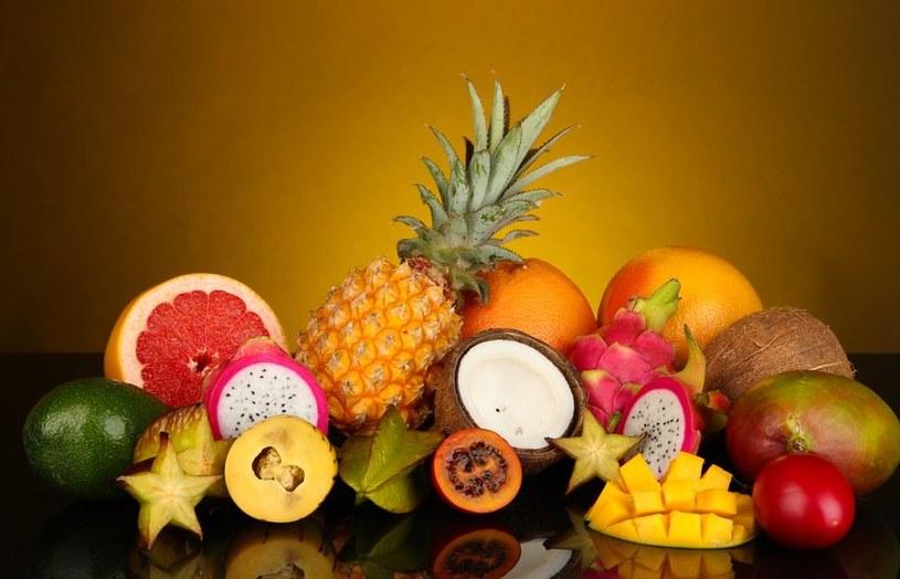 Owoce egzotyczne /©123RF/PICSEL