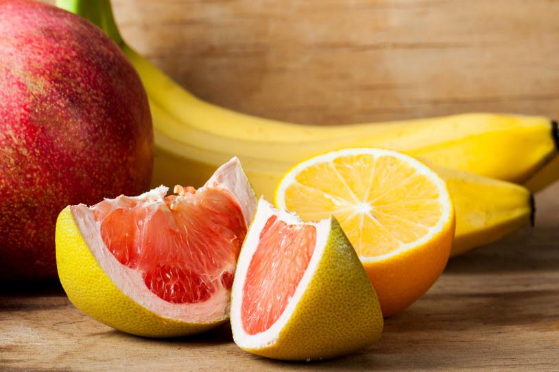 Owoce i warzywa poprawią kondycję skóry /123RF/PICSEL