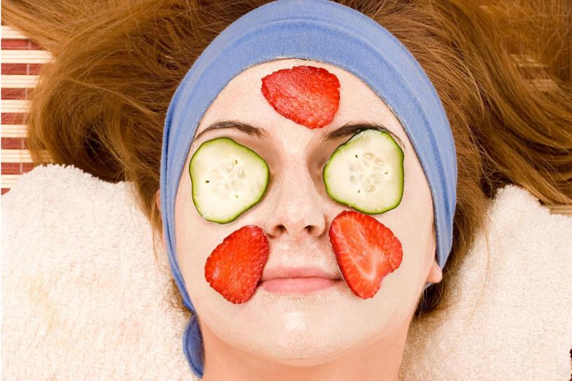 Owoce i warzywa to doskonałe kosmetyki /123RF/PICSEL