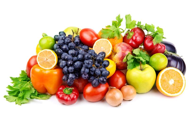 Owoce i warzywa zdrowie /© Photogenica