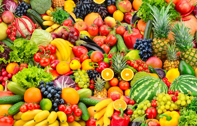Owoce i warzywa /©123RF/PICSEL