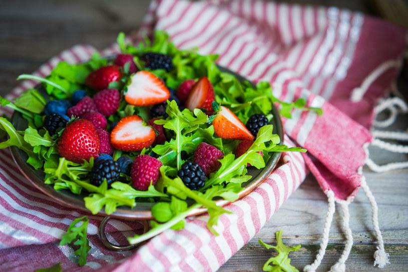 Owoce jagodowe to bogate źródło  flawonoidów /123RF/PICSEL