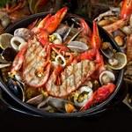 Kuchnia ,ryby i owoce morza
