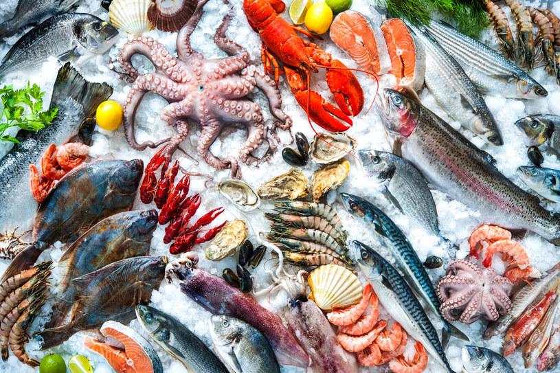 Owoce morza są niskokaloryczne i nie tak zanieczyszczone jak niektóre gatunki ryb /123RF/PICSEL