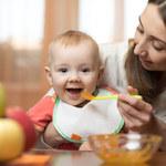 Owoce w diecie niemowląt