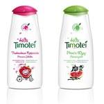 Owocowa pielęgnacja włosów z szamponami Timotei Kids