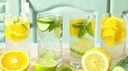 Owocowa woda - smaczniejsza, ale nie zdrowsza