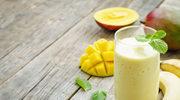 Owocowe smoothie - spożywaj je z umiarem