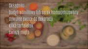 Owocowe tartaletki - prosty przepis na domowe słodycze