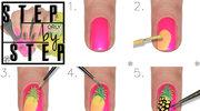 Owocowy manicure na lato