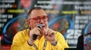 Owsiak apeluje do ministra zdrowia: Oszczędzanie tutaj jest po prostu niemoralne