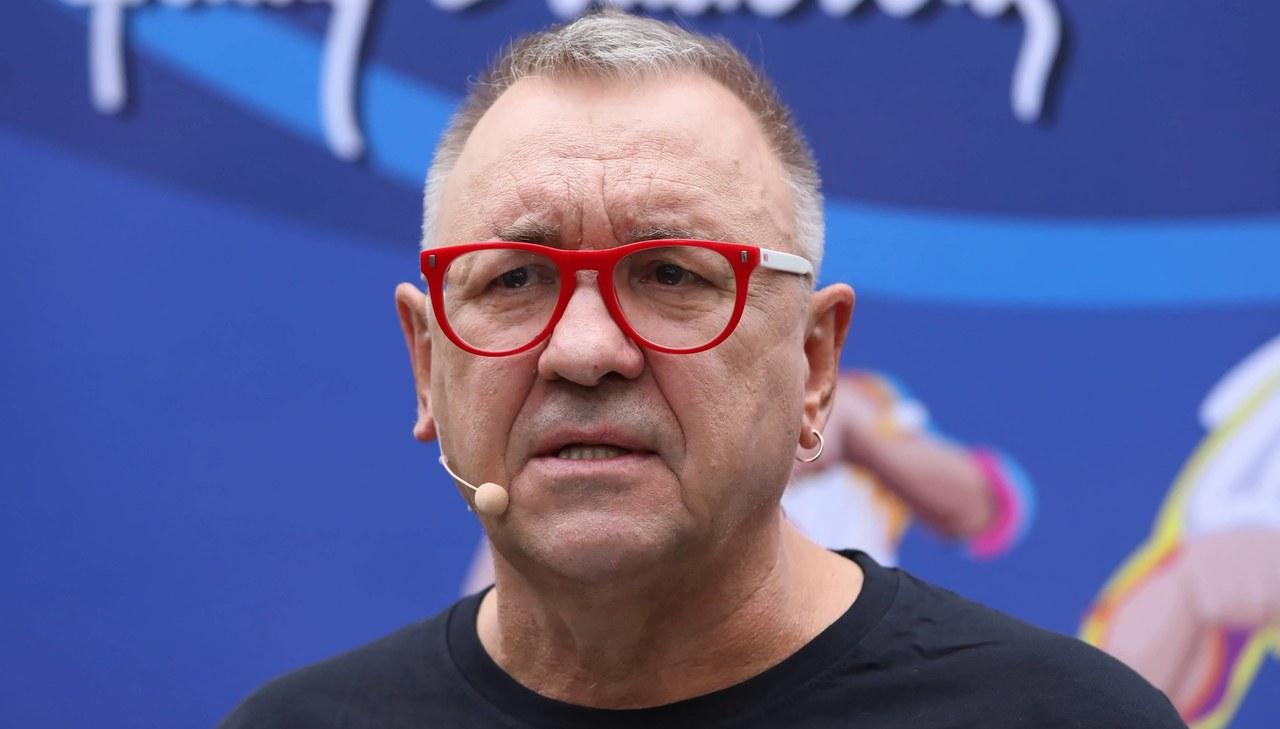 Owsiak: Finał WOŚP został przesunięty