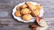 Owsiane ciasteczka
