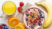 Owsianka i koktajle, czyli kuchnia fit na śniadanie