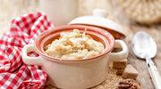 Owsianka marchwiowo-jabłkowa - śniadanie dla pięknej skóry