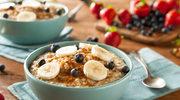 Owsianka to idealne śniadanie dla dbających o zdrowie