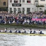Oxford lepszy od Cambridge. Wzdłuż Tamizy zebrało się 200 tys. osób