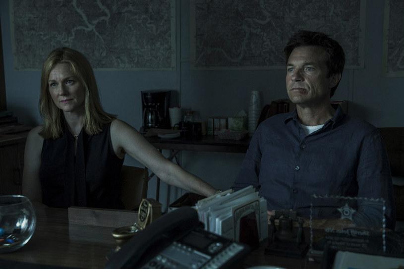 """Ozark"": Laura Linney, Jason Bateman /Jackson Davis/Netflix /materiały prasowe"