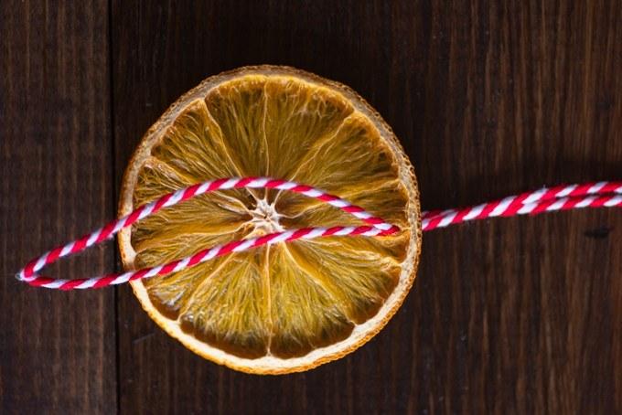 ozdoba z pomarańczy /© Photogenica