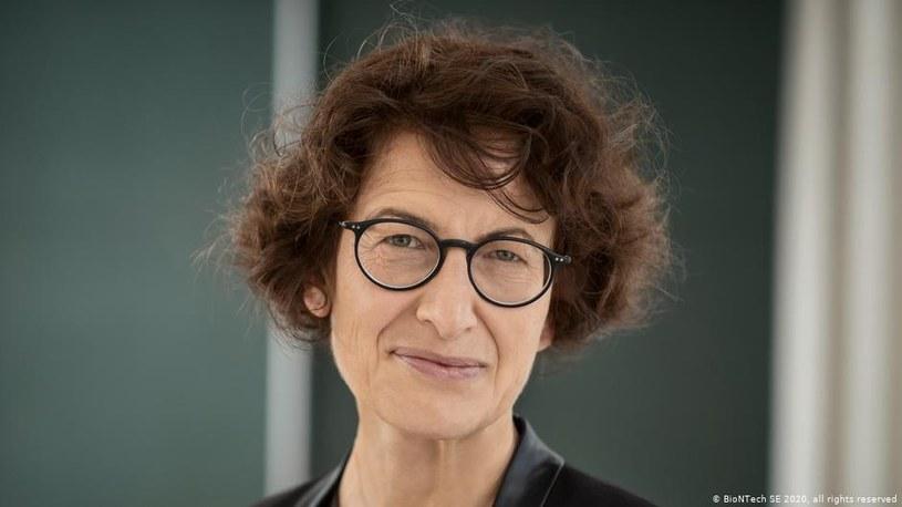 Özlem Türeci /Deutsche Welle