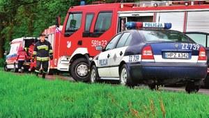 Oznaczenia na pojazdach uprzywilejowanych – pogotowie, policja, straż pożarna
