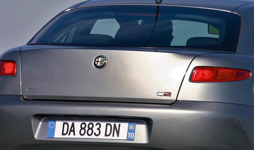 Oznaczenie Q2 można było znaleźć na przykład na Alfie Romeo GT /