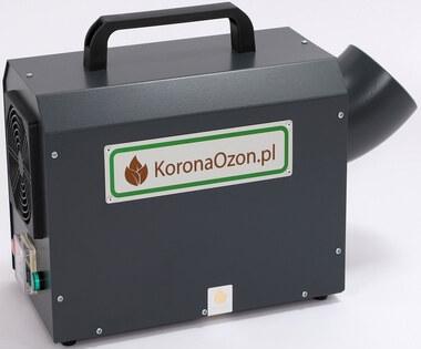 Ozonator Korona A 20 Zdrowy Dom /materiały promocyjne