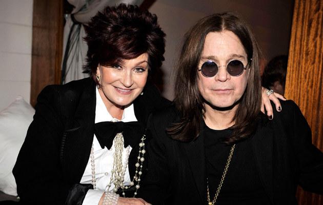 Ozzy i Sharon Osbourne, fot. Kevin Winter  /Getty Images/Flash Press Media