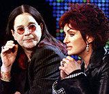 Ozzy i Sharon Osbourne'owie /AFP