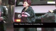Ozzy i Sharon Osbourne rozwodzą się
