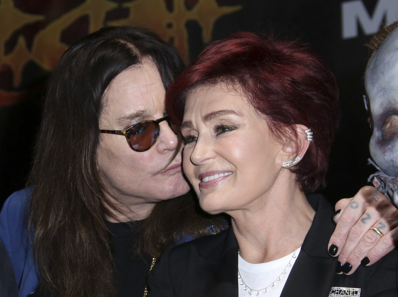 Ozzy i Sharon Osbourne /East News