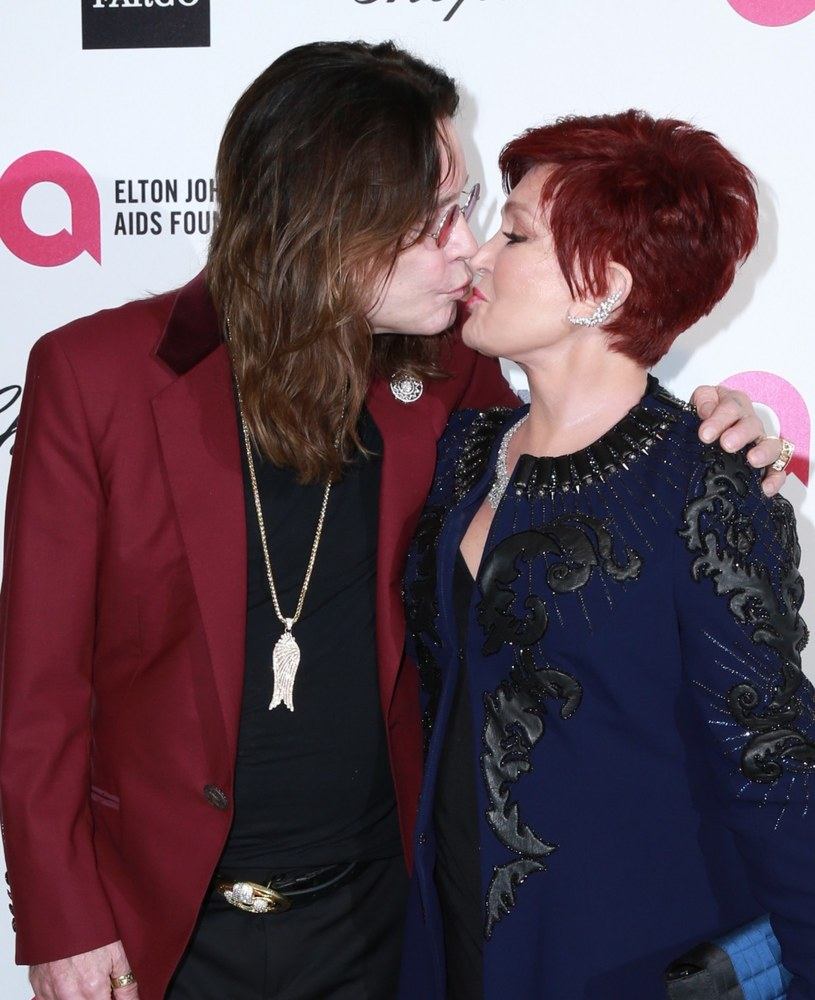 Ozzy i Sharon Osbourne /East News