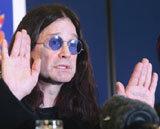 """Ozzy Osbourne """"Błagam, przestańcie filmować"""" /AFP"""