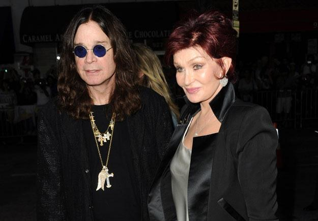 Ozzy Osbourne i jego żona przeżyli chwile grozy fot. Kevin Winter /Getty Images/Flash Press Media