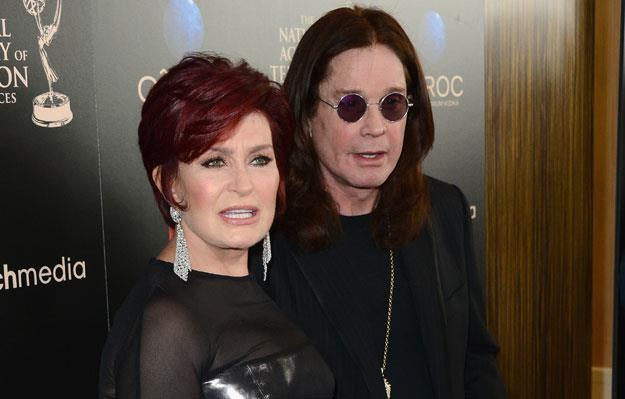 Ozzy Osbourne (na zdjęciu z żoną Sharon) pomylił restauracje? fot. Mark Davis /Getty Images/Flash Press Media
