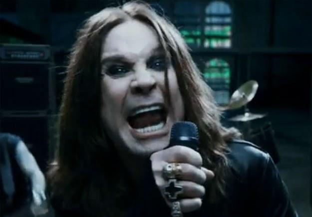 """Ozzy Osbourne w klipie """"Let Me Hear You Scream"""" /"""