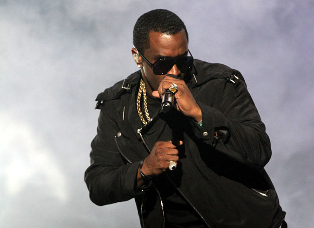 P. Diddy /Frederick M. Brown /Getty Images