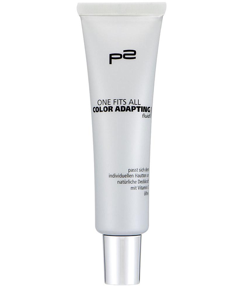 P2 podkład adaptujący się do każdego odcienia skóry /Styl.pl/materiały prasowe
